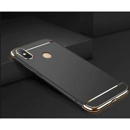 Funda Xiaomi MI 8 Cromada Negra