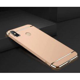 Funda Xiaomi MI 8 Cromada Dorada