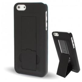 Carcasa Iphone 5 Con soporte Negra