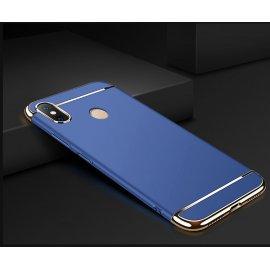 Funda Xiaomi MI 8 Cromada Azul