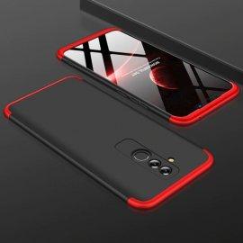Funda 360 Huawei Mate 20 Lite Negra y Roja