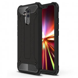 Funda Huawei Mate 20 Lite Shock Resistante Negra