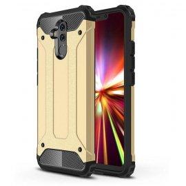 Funda Huawei Mate 20 Lite Shock Resistante Dorada