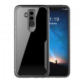 Funda Flexible Huawei Mate 20 Lite Gel Dual Kawax Negra