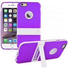 Funda Iphone 6 Plus Soporte Violeta Slim