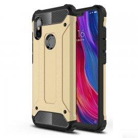 Funda Xiaomi Redmi Note 6 Shock Resistante Dorada