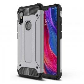 Funda Xiaomi Redmi Note 6 Shock Resistante Gris