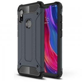 Funda Xiaomi Redmi Note 6 Shock Resistante Navy