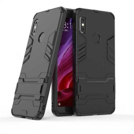 Funda Xiaomi Redmi Note 6 Shock TREX Resistante Negra
