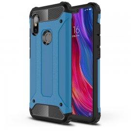 Funda Xiaomi Redmi Note 6 Pro Shock Resistante Azul