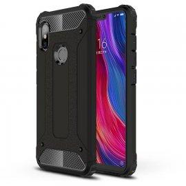 Funda Xiaomi Redmi Note 6 Pro Shock Resistante Negra