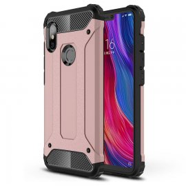 Funda Xiaomi Redmi Note 6 Pro Shock Resistante Rosa