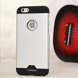 Funda Iphone 7 Aluminio Plateada