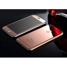 Kit Protector Pantalla Cristal Templado Iphone 7 Rosa