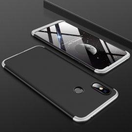 Funda 360 Xiaomi Redmi Note 6 Pro Gris y Negra