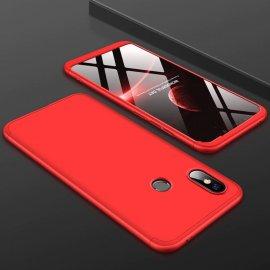 Funda 360 Xiaomi Redmi Note 6 Pro Roja