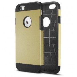 Funda Iphone 7 Shock Resistante Dorada