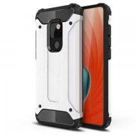 Funda Huawei Mate 20 Shock Resistante Blanca