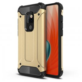 Funda Huawei Mate 20 Shock Resistante Dorada