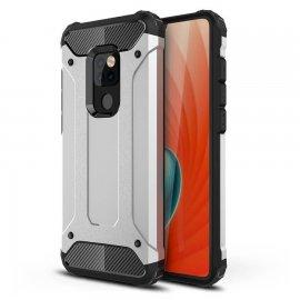 Funda Huawei Mate 20 Shock Resistante Plata