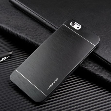 6574ef74b3a Funda Iphone 6 Aluminio Negra