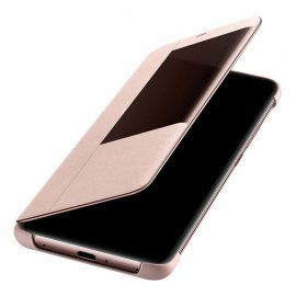 Funda Libro ORIGINAL Huawei Mate 20 Oro Rosa
