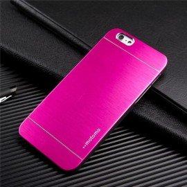 Funda Iphone 6S Aluminio Fucsia