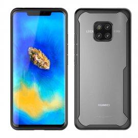 Funda Flexible Huawei Mate 20 Pro Gel Dual Kawax Negra