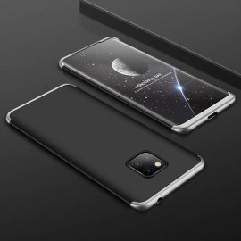 Funda 360 Huawei Mate 20 Pro Negra y Gris