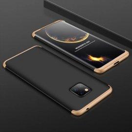 Funda 360 Huawei Mate 20 Pro Negra y Oro