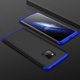 Funda 360 Huawei Mate 20 Pro Negra y Azul