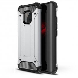 Funda Huawei Mate 20 Pro Shock Resistante Gris Plata