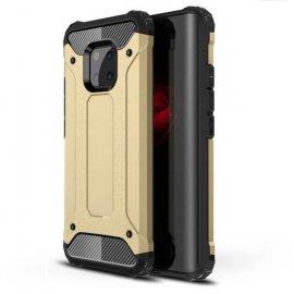 Funda Huawei Mate 20 Pro Shock Resistante Dorada