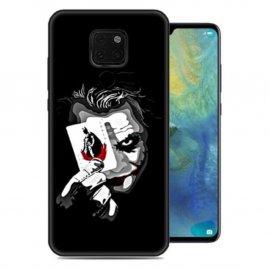Funda Huawei Mate 20 Gel Dibujo Joker