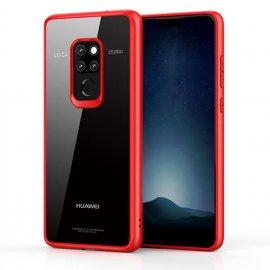 Funda Flexible Huawei Mate 20 Gel Dual Kawax Roja