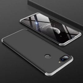 Funda 360 Xiaomi Mi 8 Lite Gris y Negra