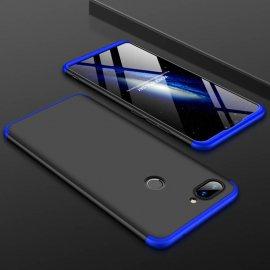 Funda 360 Xiaomi Mi 8 Lite Azul y Negra