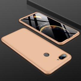 Funda 360 Xiaomi Mi 8 Lite Dorada