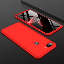 Funda 360 Xiaomi Mi 8 Lite Roja