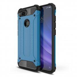 Funda Xiaomi MI 8 Lite Shock Resistante Azul