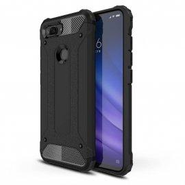 Funda Xiaomi MI 8 Lite Shock Resistante Negra