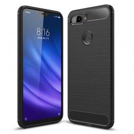 Funda Xiaomi Mi 8 Lite Tpu 3D Negra