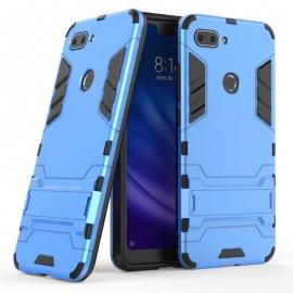 Funda Xiaomi Mi 8 Lite IShock Resistante Azul