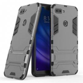 Funda Xiaomi Mi 8 Lite IShock Resistante Gris