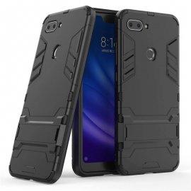 Funda Xiaomi Mi 8 Lite IShock Resistante Negra