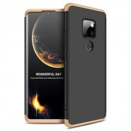 Funda 360 Huawei Mate 20 Negra y Oro
