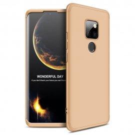 Funda 360 Huawei Mate 20 Dorada