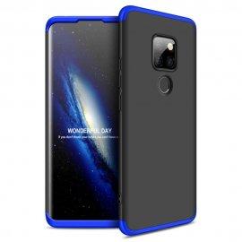 Funda 360 Huawei Mate 20 Negra y Azul