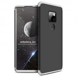 Funda 360 Huawei Mate 20 Negra y Gris