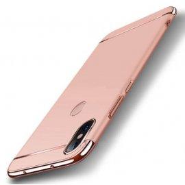 Funda Xiaomi Redmi Note 6 Cromadas Oro Rosa
